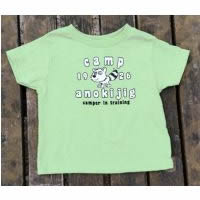 2016 Toddler T-shirt -Key Lime-