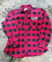 2017 Women's Flannel Shirt