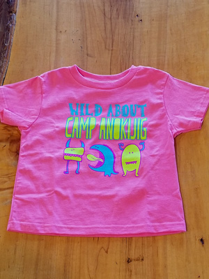 2018 Toddler T-Shirt Raspberry