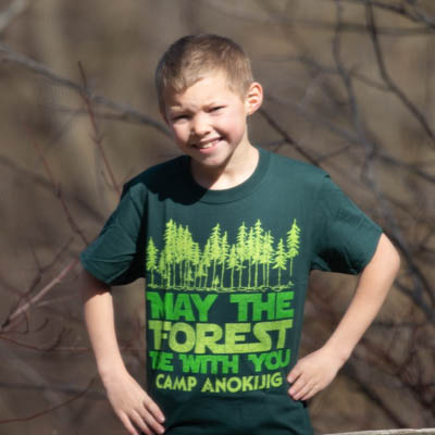 2019 May the Forest T-Shirt